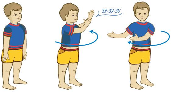 Артикуляционная гимнастика для детей 3 лет с картинками